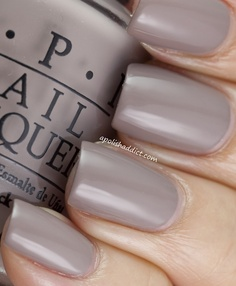 Berlin there Done That - from the OPI Germany Collection....of course I NEEEEED this one!