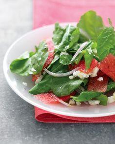 Watermelon and Feta Salad - Martha Stewart Recipes