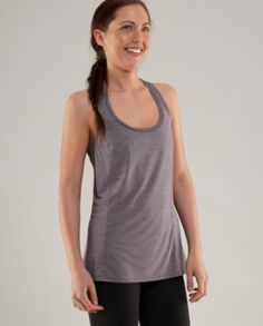 run:silver bullet sleeveless tech. tried this on in lulu and its AMAZING. want.