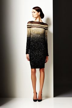 See the complete Pamella Roland Pre-Fall 2014 collection.