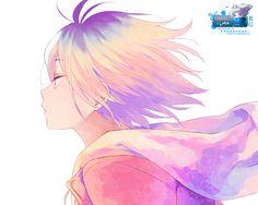 Render Animes et Manga - Renders Kozume Kenma Artiste Komasawa Fnm ppp Haikyuu
