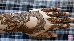 I loved it😘😍 Arabic Mehndi Designs Brides, Khafif Mehndi Design, Indian Henna Designs, Henna Art Designs, Modern Mehndi Designs, Mehndi Designs For Girls, Mehndi Design Pictures, Unique Mehndi Designs, Wedding Mehndi Designs
