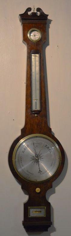 P Guarnero, Huntingdon Mercury Barometer