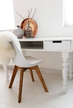 Essence madera stoel