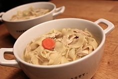 The Fireman's Wife | Chicken Noodle