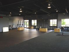 Dream Crossfit Gym!!!! I'm in love.  http://www.facebook.com/CrossFitDinami