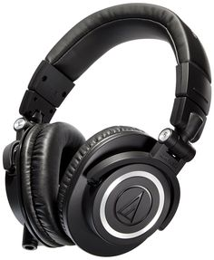 WIN A PAIR OF AUDIO TECHNICA M50X HEADPHONES