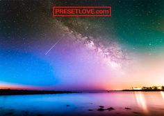 Night Leaks Color Effect Pastel Photography, Types Of Photography, Night Photography, Photoshop Presets Free, Photoshop Actions, Lightroom Presets, Dramatic Photos, Wedding Presets, Color Effect