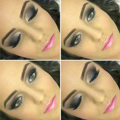 Maquiagem formatura - colação de grau : via Tudo Make – Maior blog de maquiagem, beleza e tutoriais de Curitiba.