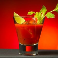 The Perfect Bloody Mary  1 oz vodka, 5 oz tomato juice, 1/2 oz lemon juice, pinch celery salt, 2 shakes Worcestershire sauce,   2 shakes Tobasco sauce,   ground black pepper