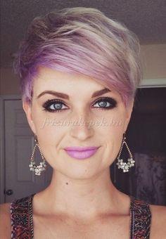 pixie+frizurák+-+rózsaszín+szőke+rövid+frizura+