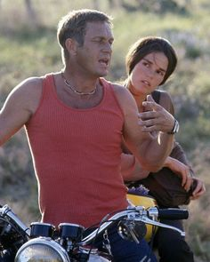 Steve McQueen Ali MacGraw iconic cool image in vest on mo... https://www.amazon.com/dp/B074T1TFTR/ref=cm_sw_r_pi_dp_x_W3-3zbTVD3YHB