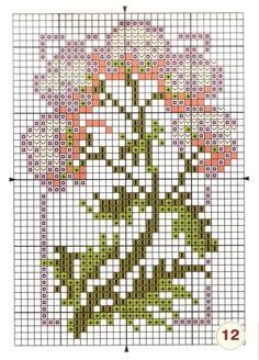 Gallery.ru / Фото #14 - Лекарственные растения Моя вышивка - Mosca