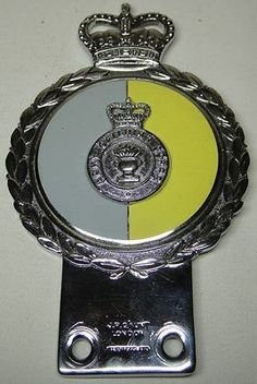 VINTAGE ARMY CATERING CORPS CAR BADGE – J R GAUNT (02/03/2012)