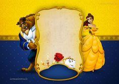 171 Melhores Imagens De Bela E A Fera Beauty The Beast Birthday