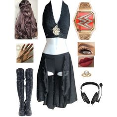 Wrestling Outfits, Wwe Outfits, Halloween 2019, Halloween Ideas, Dean Ambrose, Wwe Divas, Wwe Superstars, Inspired Outfits, Polyvore Outfits