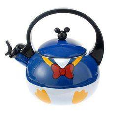 Donald Duck theepot