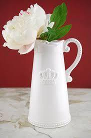 white ceramic pitcher - Google Search