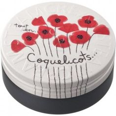 Red poppies - coquelicot in French - are designer Mako Kikawa's favourite flower, admired for their persistent ability to grow in difficult places.  #Beauty  #Vegan  #natural  #STEAMCREAM  #Moisturiser  #poppy
