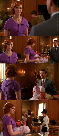 A Stitching Odyssey: Mad Men style files - Joan Harris (nee Holloway) Joan Mad Men, Mad Women, Mad Men Fashion, 1960s Fashion, Vintage Fashion, Mad Men Joan Holloway, Style Retro, Vintage Style, 1960s Style