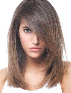 jessica biel ombredegrade Hair Style Pinterest Dark