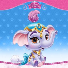 Palace Pets is a spin-off franchise to the Disney Princess franchise. The franchise is comprised...