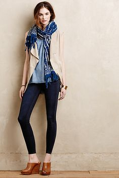 Paige Hoxton Petite Jeans #anthropologie