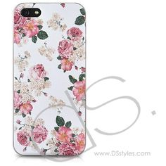 Famoso Series iPhone 5 Cases Rose ($23) ❤ liked on Polyvore