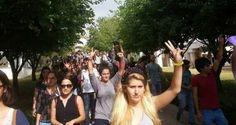 Mersin Üniversitesi'nde boykot büyüdü, rektörlük okulu tatil etti