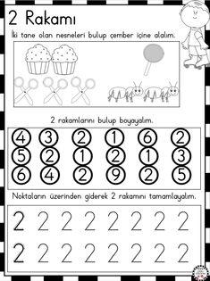 Preschool Math, Coloring Pages, Words, Preschool, Kids Math, Initials, Quote Coloring Pages, Kids Coloring