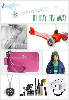 The 2014 Cool Mom Picks Holiday Gift Guide features over 200 of the coolest gifts for everyone on your list, plus amazing discounts + a huge $800 giveaway.