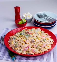 Pasta Recipes, Cooking Recipes, Healthy Recipes, Zeina, Base Foods, Fish And Seafood, Fried Rice, Veggies, Food And Drink