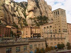 Monasterio de Montserrat - Barcelona, España