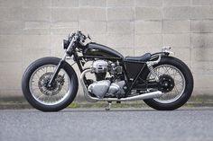 平和モーターサイクル - HEIWA MOTORCYCLE - | W650 008 (KAWASAKI)