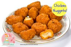 Chicken Nuggets | Stay at Home Mum
