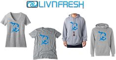 New Design! Check it out here ...... Livnfresh.com