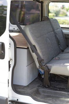 Vw T5, Peugeot, Nissan, Camping 2, Minibus, Monospace, Survival Knife, Mobile Home, Campervan