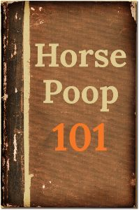 The Ultimate Guide to Understanding Horse Manure... This makes me thing of the poop inspectors @joyce Maute