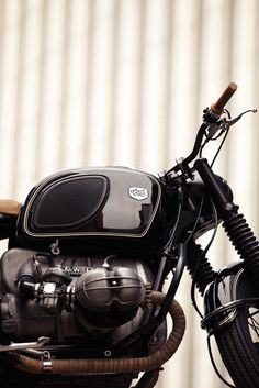 R90/6 by Cafe Racer Dreams, Spain