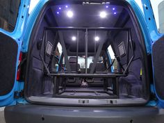 The latest trend seems to be the conversions of the very popular vw caddy, from this we now offer a full conversion and styling package- … Cargo Van Conversion, Camper Conversion, Campervan Interior, Camper Van, Van Life, Jukebox, Evolution, Camping, Interior Inspiration