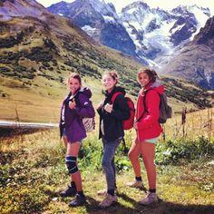 paré pour les Alpes