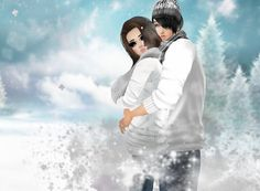 IMVU, the interactive, avatar-based social platform that empowers an emotional chat and self-expression experience with millions of users around the world. I Love You All, Imvu, Great Photos, Cuddling, Paradise, Places To Visit, Seasons, Submission, Couple Photos
