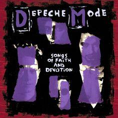 songs of faith and devotion #dm #depechemode
