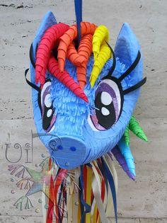 My Little Pony Pinata-Rainbow Dash