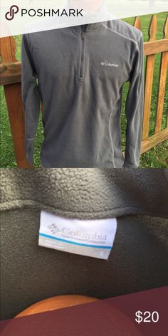 Columbia Mens Lightweight Fleece Pullover Jacket Size small. Super gently preowned. Be sure to view the other items in our closet. We offer  women's, Mens and kids items in a variety of sizes. Bundle and save!! We love reasonable offers!! Thank you for viewing our item!! Columbia Jackets & Coats Lightweight & Shirt Jackets
