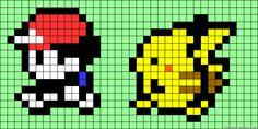 Ash and Pikachu!!