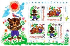 #4166 Hungary - Europa: Children's Books M/S (MNH)