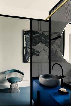 Färg i badrum - Badrumsdrömmar