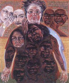 """Julie Dowling * Authentic Self-portrait"""""""