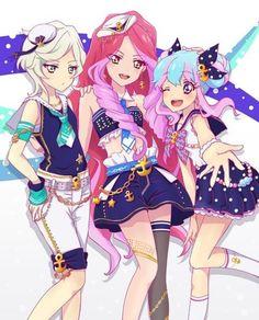 The three of Venus Ark